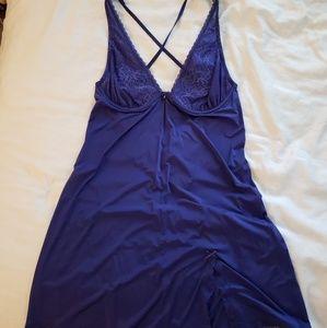 Victoria's Secret Purple Lingerie 36D